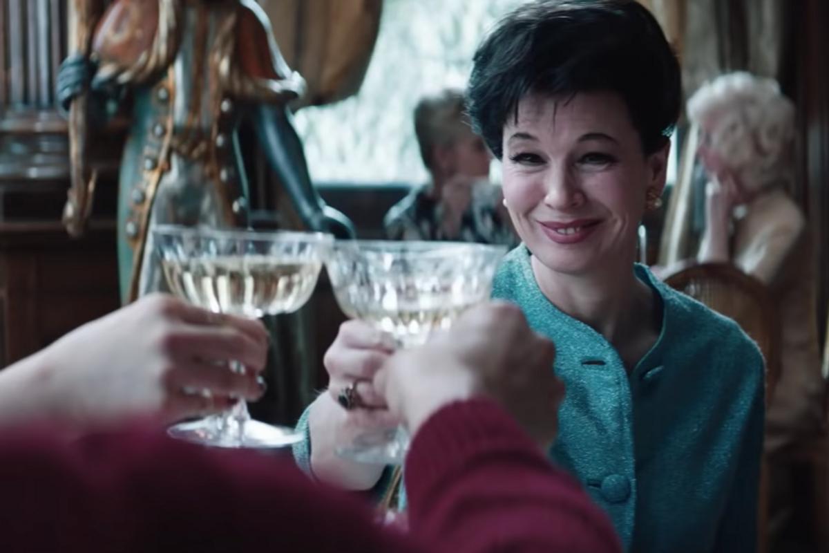 Watch Renée Zellweger Embody Judy Garland for 'Judy'
