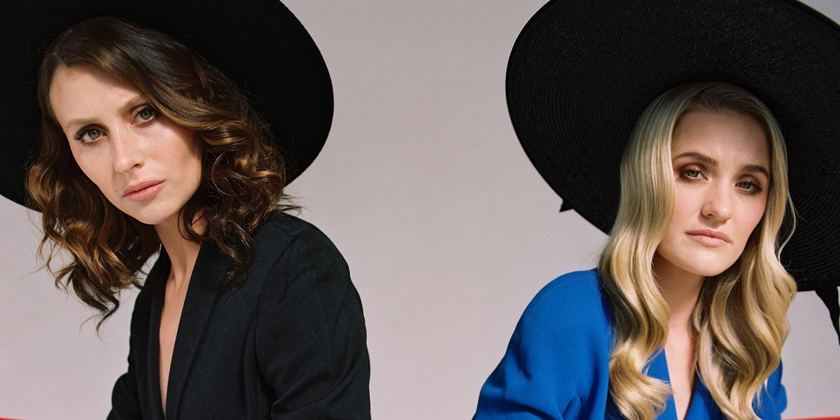 Welcome to Aly & AJ's 'Sanctuary'