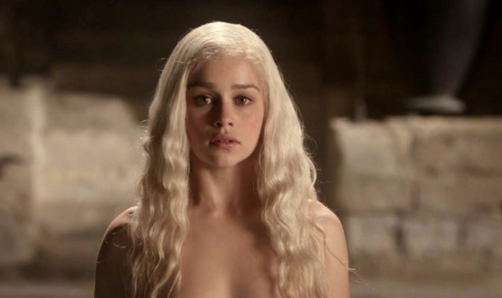 The 'Unnecessary And Excessive' Nudity In 'Game Of Thrones' Promotes A Healthy And Positive Body Image