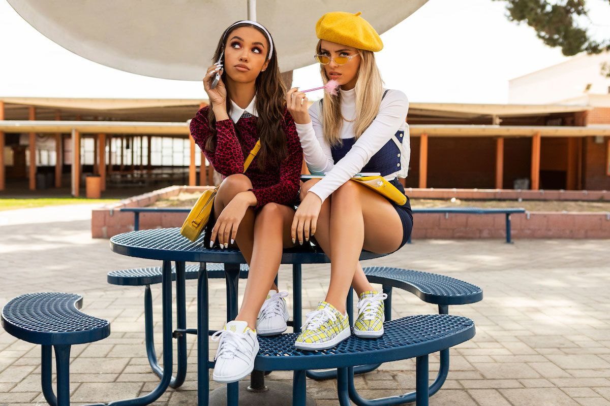 K-Swiss Is Bringing Iconic 'Clueless' Fashion To Its Classic Sneaker