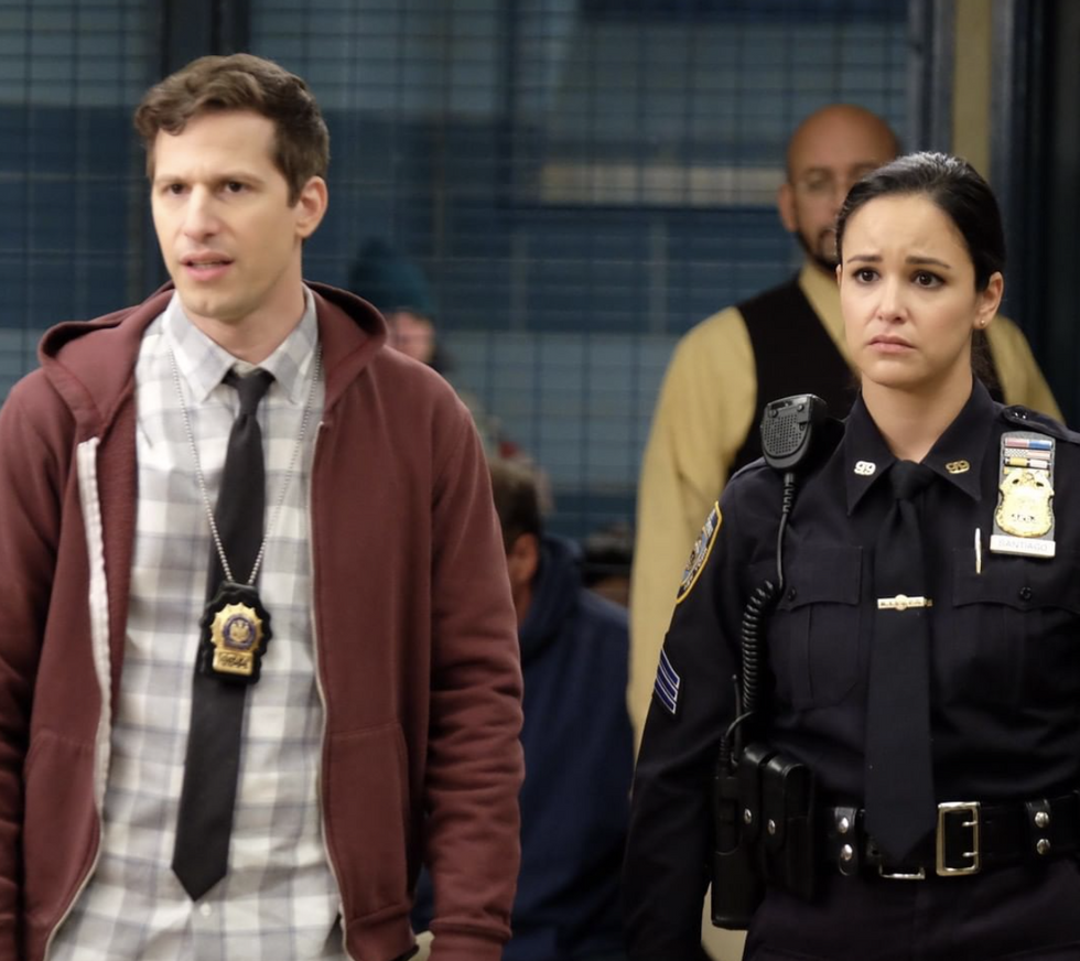 Moving Out Of Your College Dorm As Told By 'Brooklyn Nine-Nine'