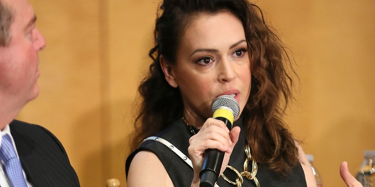 Is Alyssa Milano's 'Sex Strike' the Way to Go?