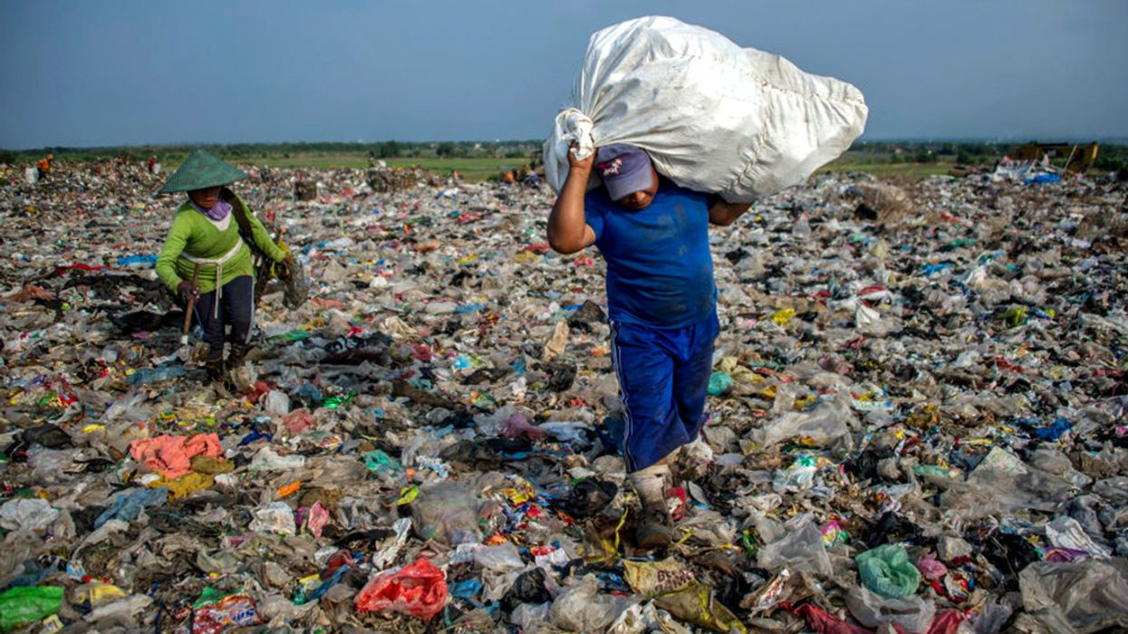 Historic Agreement on Plastic Pollution Reached by 180+ Countries Without the U.S.