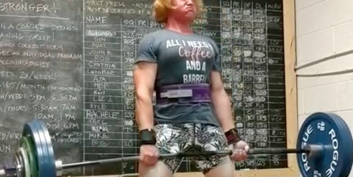 Transgender weightlifter stripped of women's titles after ...