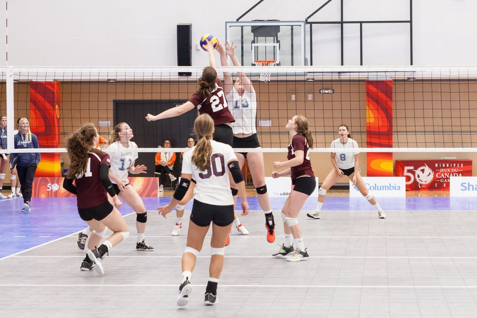 6 Best Feelings You Get When Playing Volleyball While You're Avoiding Getting Hit In The Face