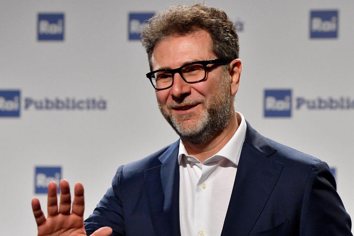 Fazio fa il martire e lamenta la censura perché l'Italia vota