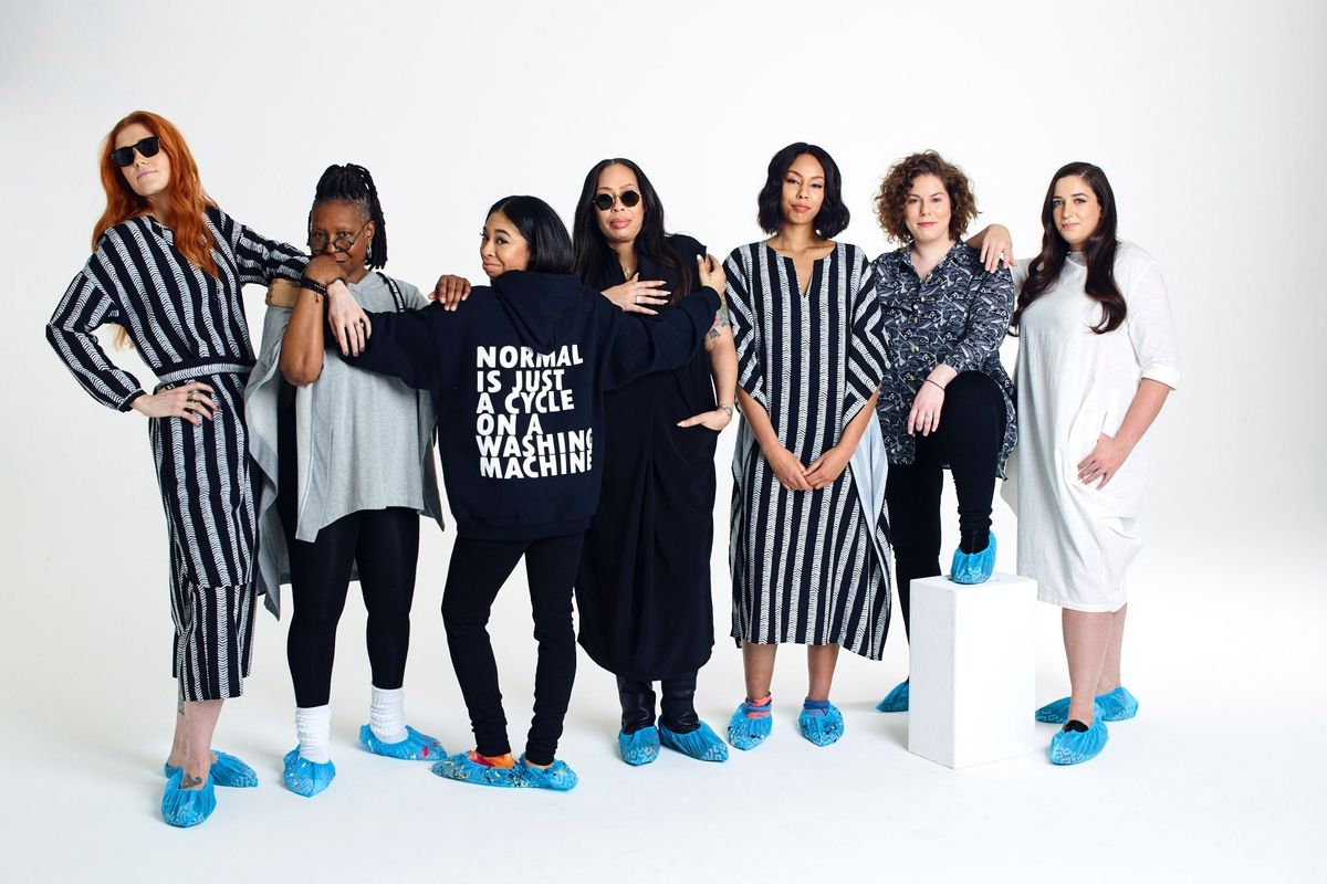 Fashion Queen Whoopi Goldberg Launching Her Own Line
