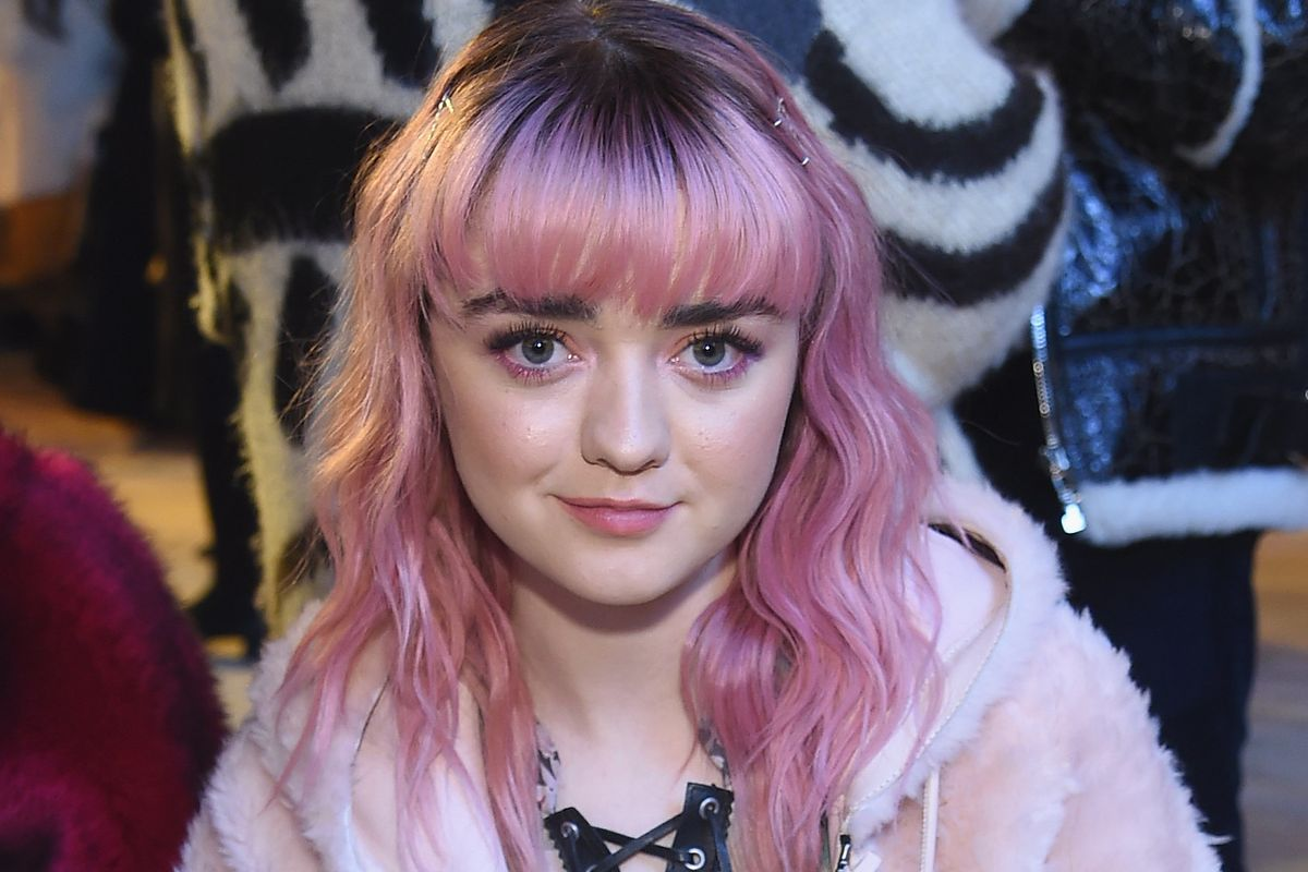 Maisie Williams Opens Up About Her Mental Health Struggles