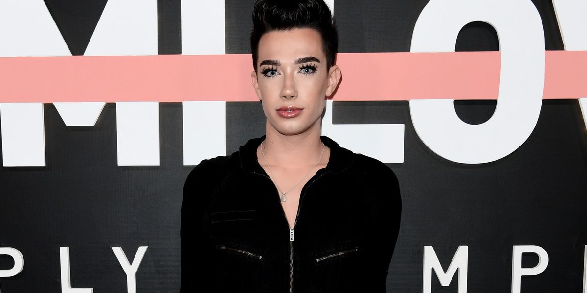 James Charles' Palettes Are Being Destroyed After the Tati Westbrook Drama