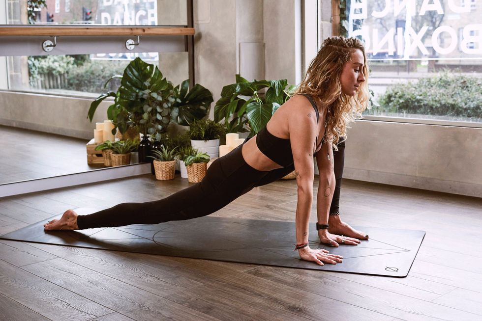 Yoga Does Wonders For My Anxiety