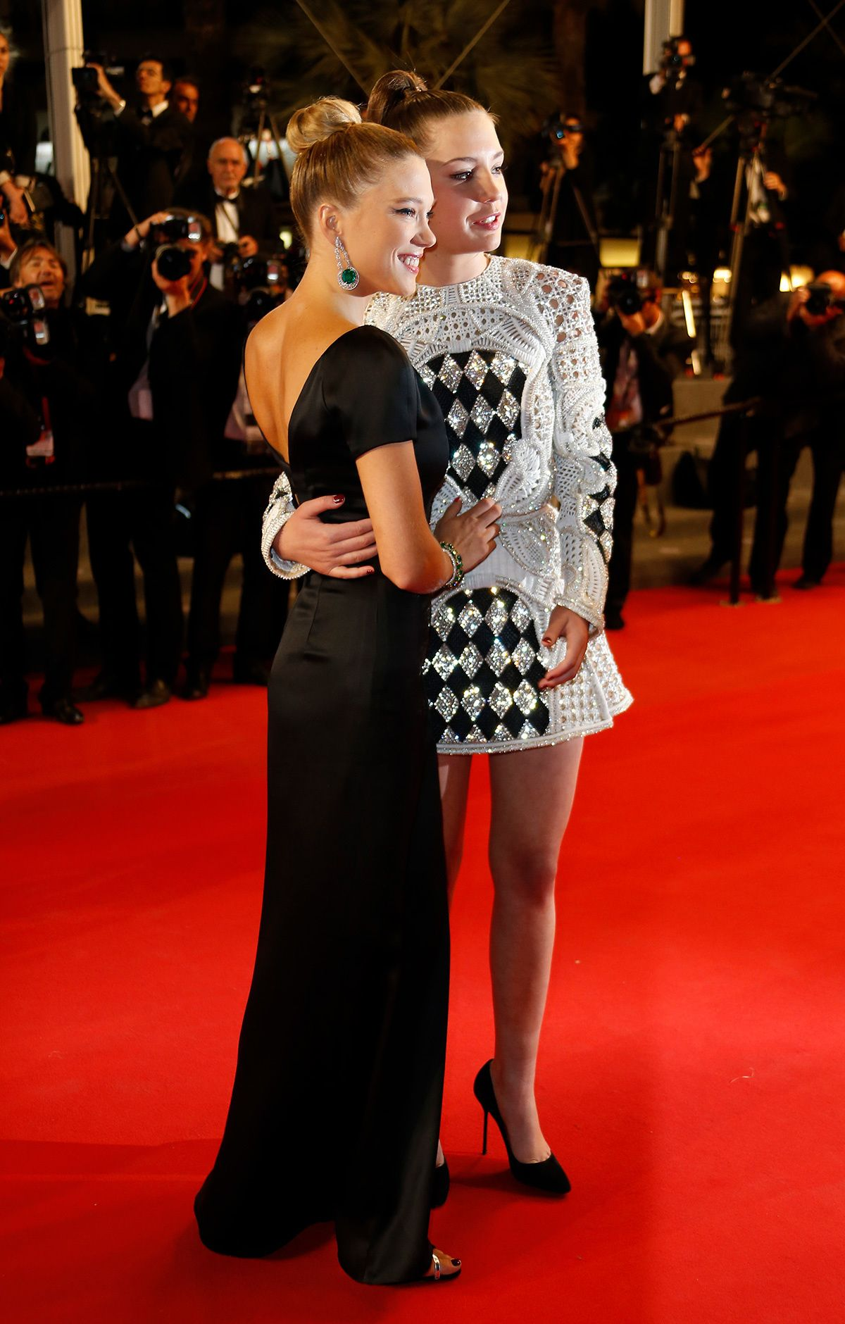 adele exarchopoulos cannes 2013