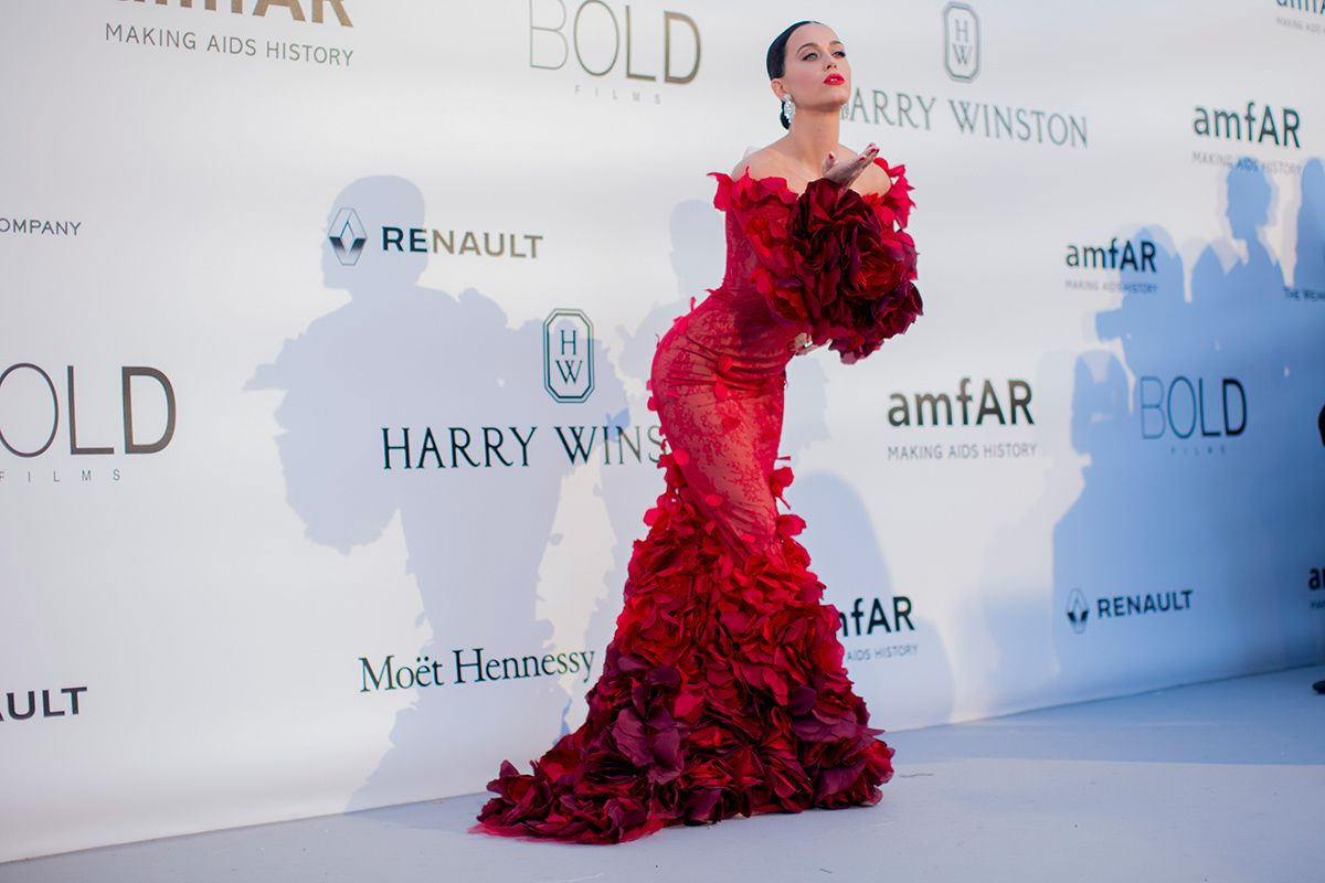 katy perry cannes 2016