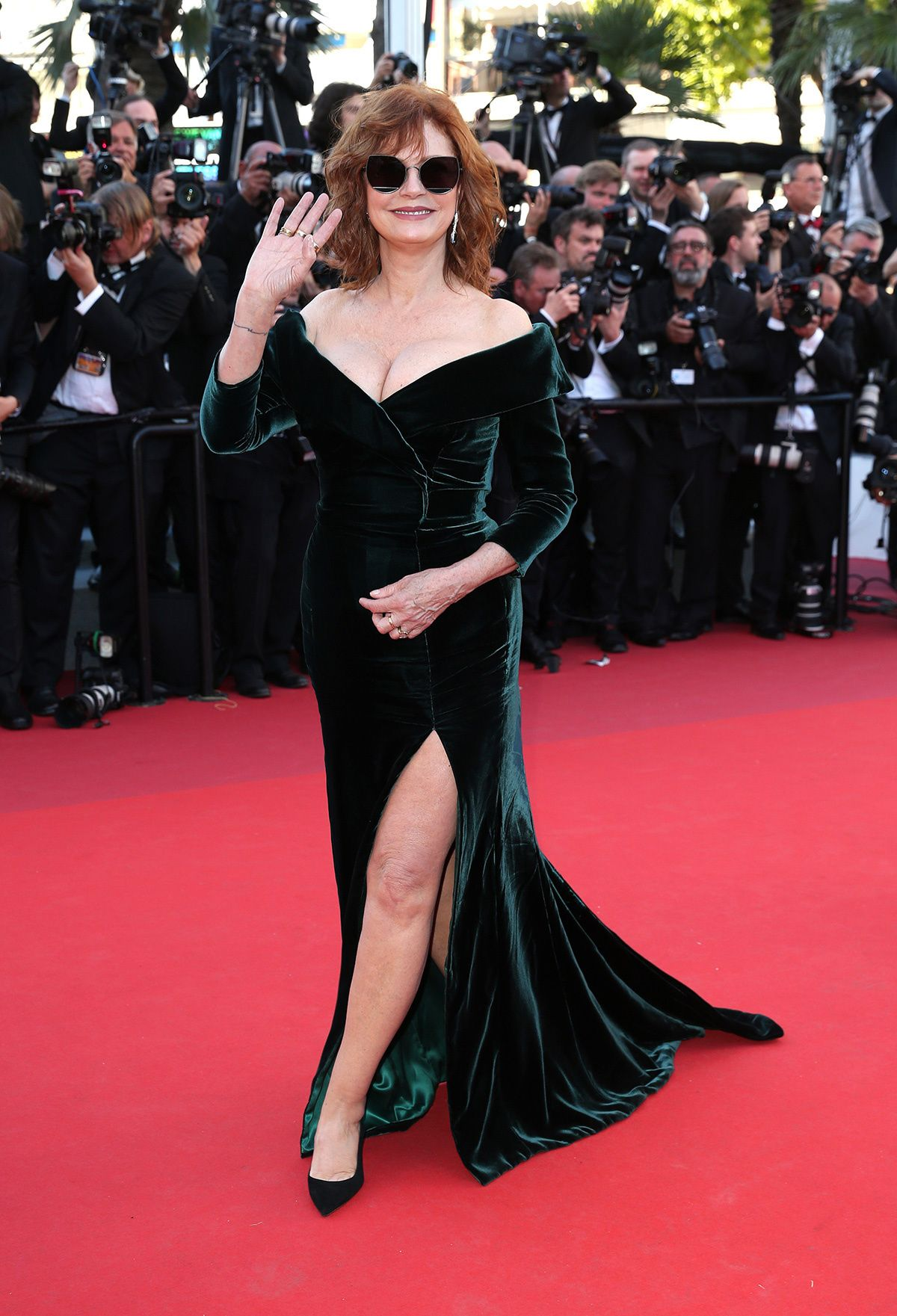 susan sarandon cannes 2017