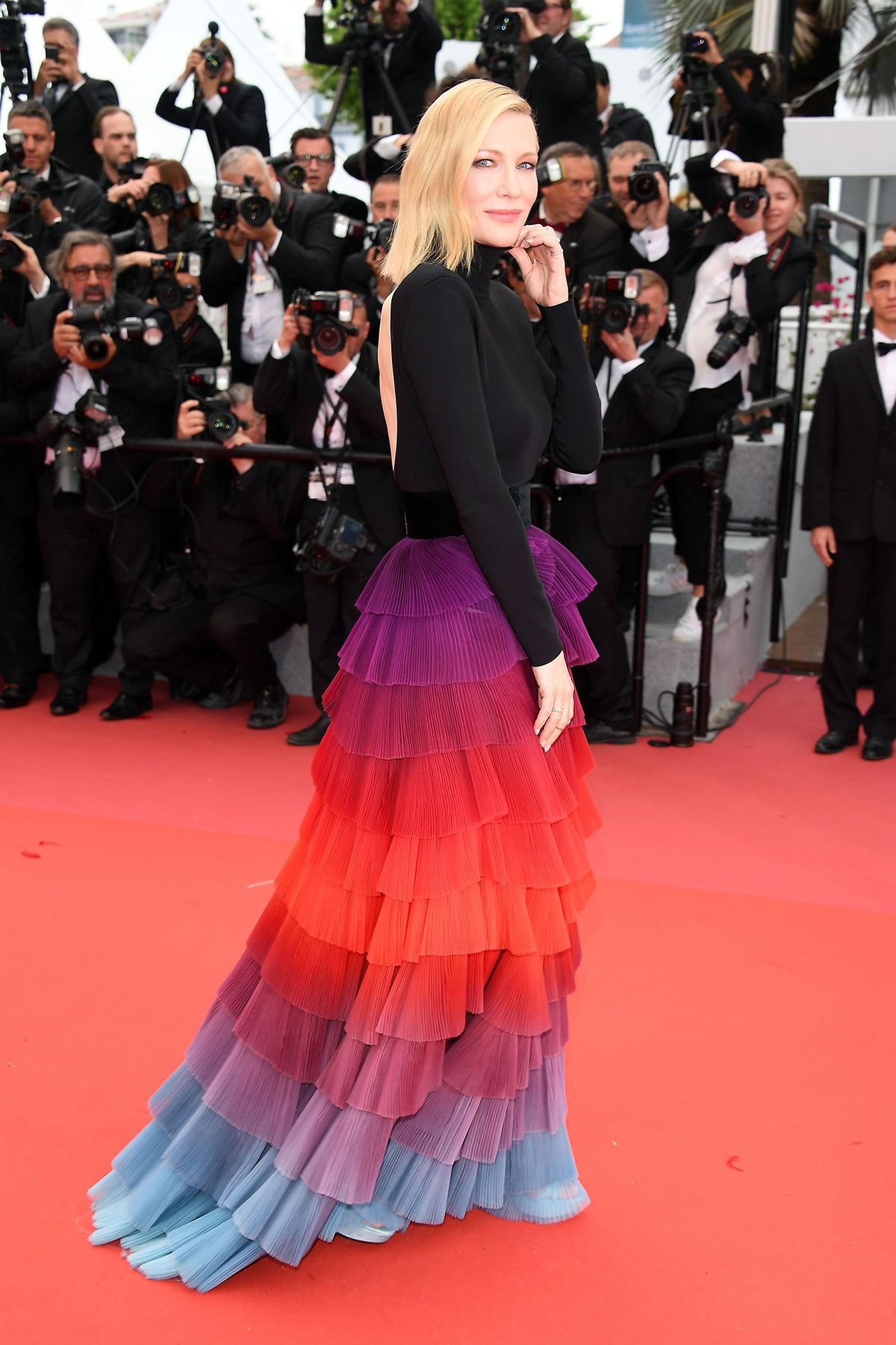 cate blanchet cannes 2018