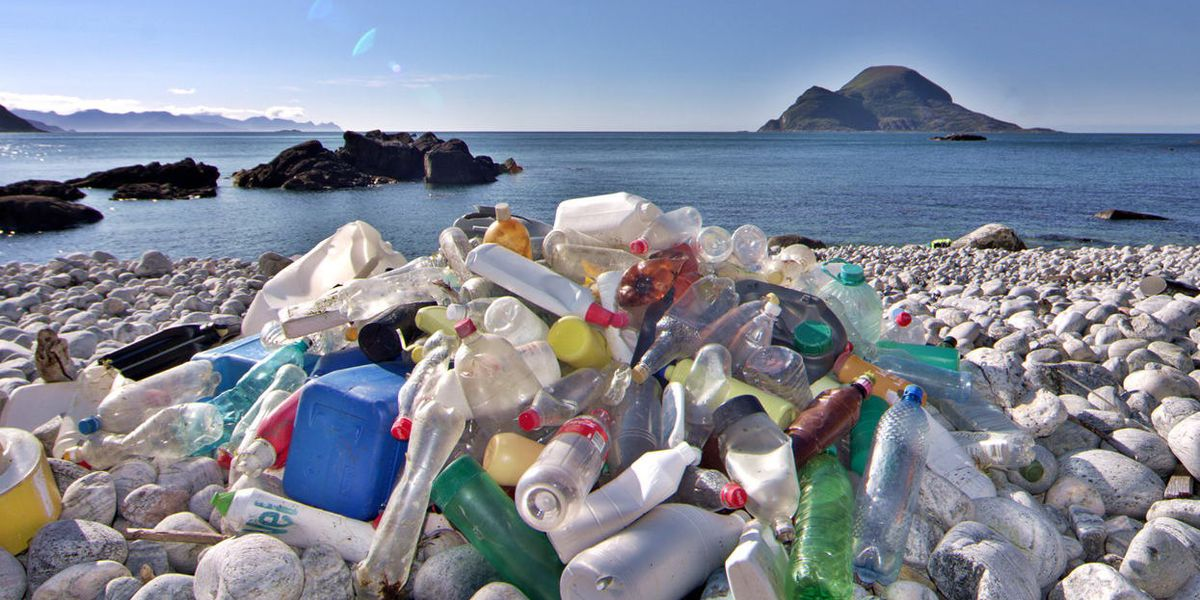 From making it to managing it, plastic is a major contributor to climate change