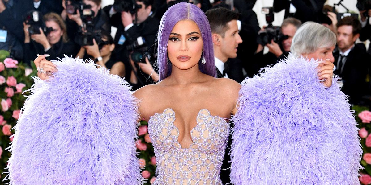 The Internet Is Calling Out Kylie Jenner's New Face Scrub