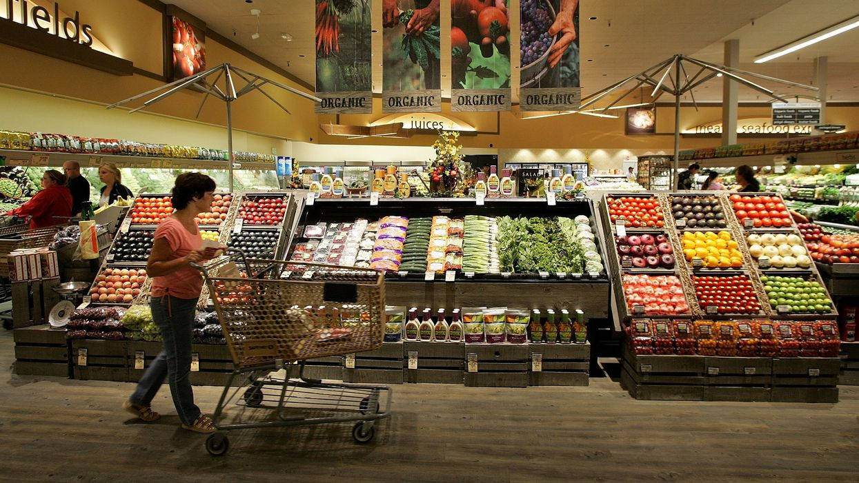 healthy food is not more expensive