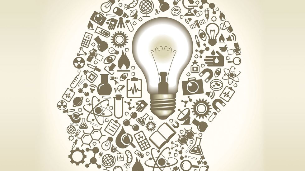 The innovative idea of business creation