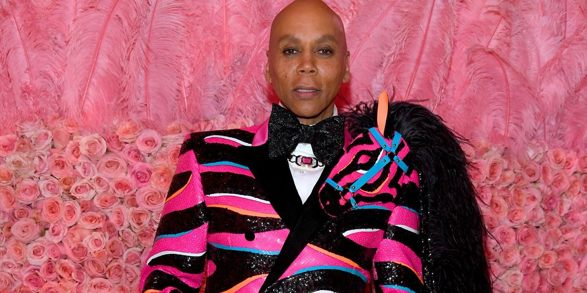 RuPaul on Why He Didn't Attend the 2019 Met Gala in Drag