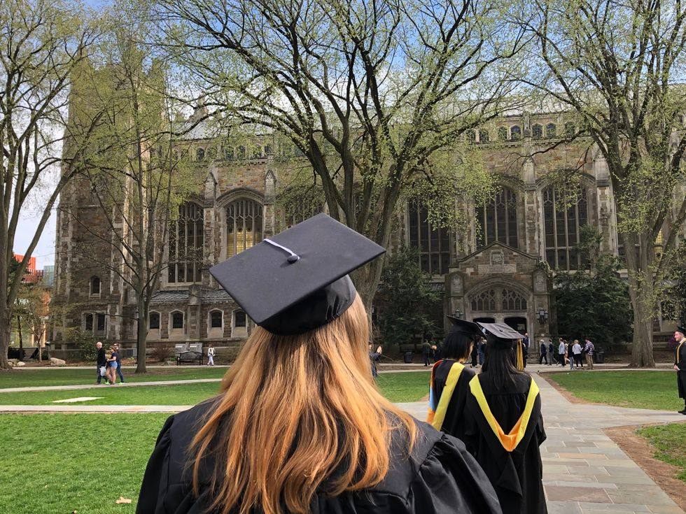 5 Life-Altering Realizations Every Senior Has When They Are Facing Graduation