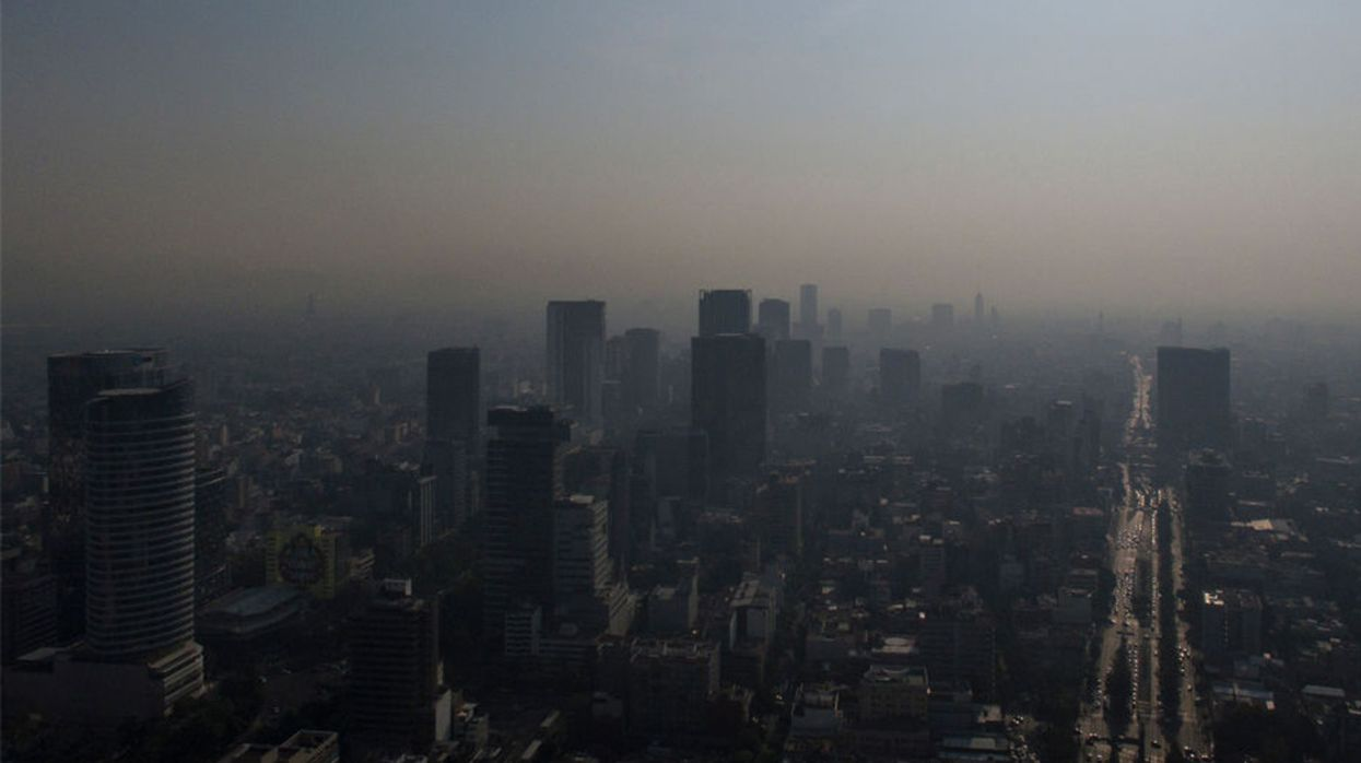 Mexico City Declares Environmental Emergency as Wildfire Smoke Chokes the Air