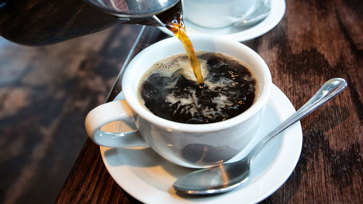 Drinking Coffee Can Be Good for You, but a New Study Suggests There's a Limit