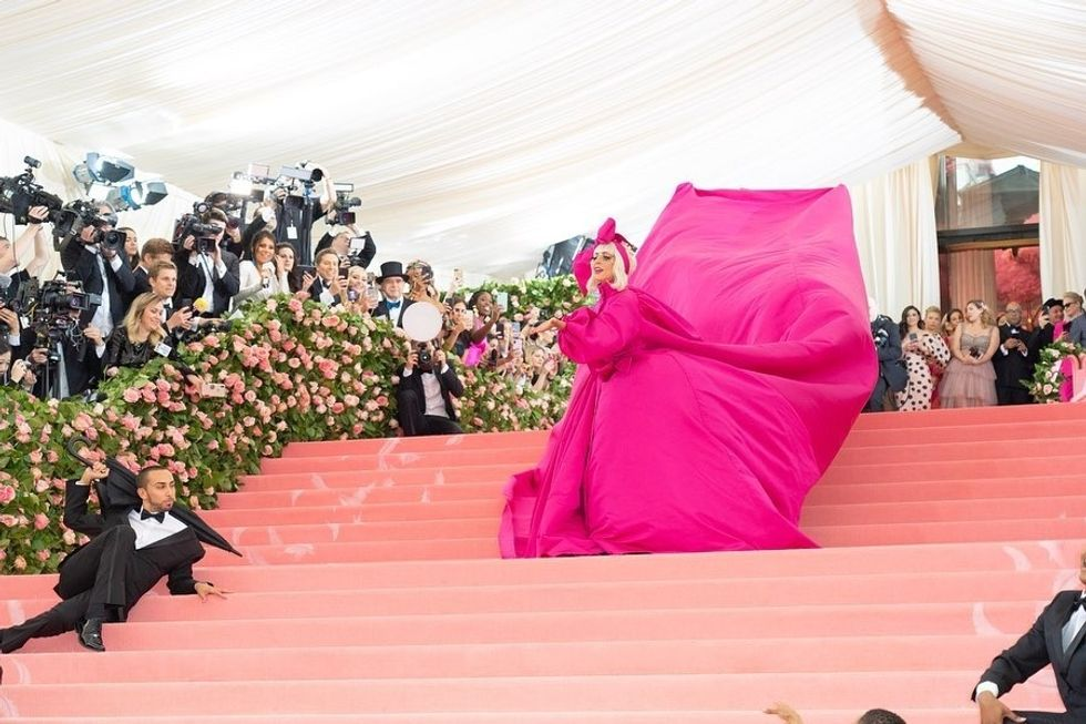 Lady Gaga's Costume Changes Were Impeccably Camp