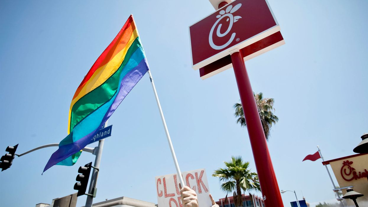 Christian university responds to students who voted for the school to ban Chick-fil-A: Get over it