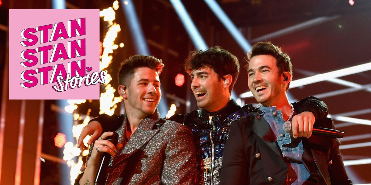 Stan Stories: The Ups and Downs of Loving the Jonas Brothers