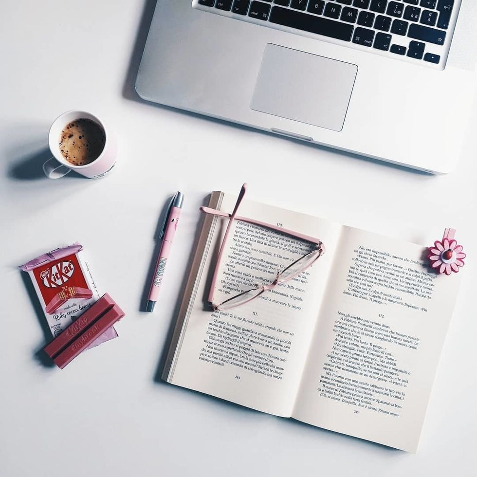 7 Things Writers Do Instead Of Writing