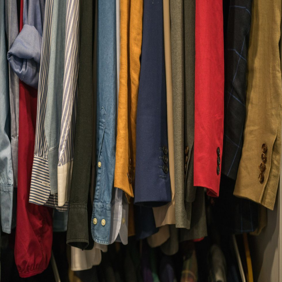 Cleaning Out Your Closet? This Is What You Can Do With Old Clothes