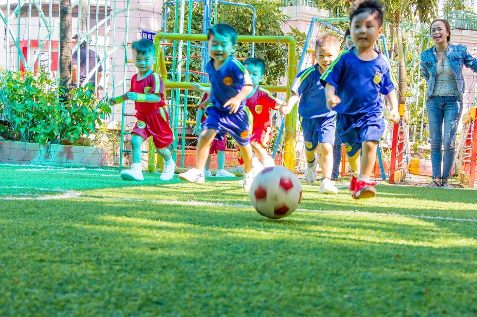 Coaching 30 Kids In Soccer Taught Me More About The World Than I Expected