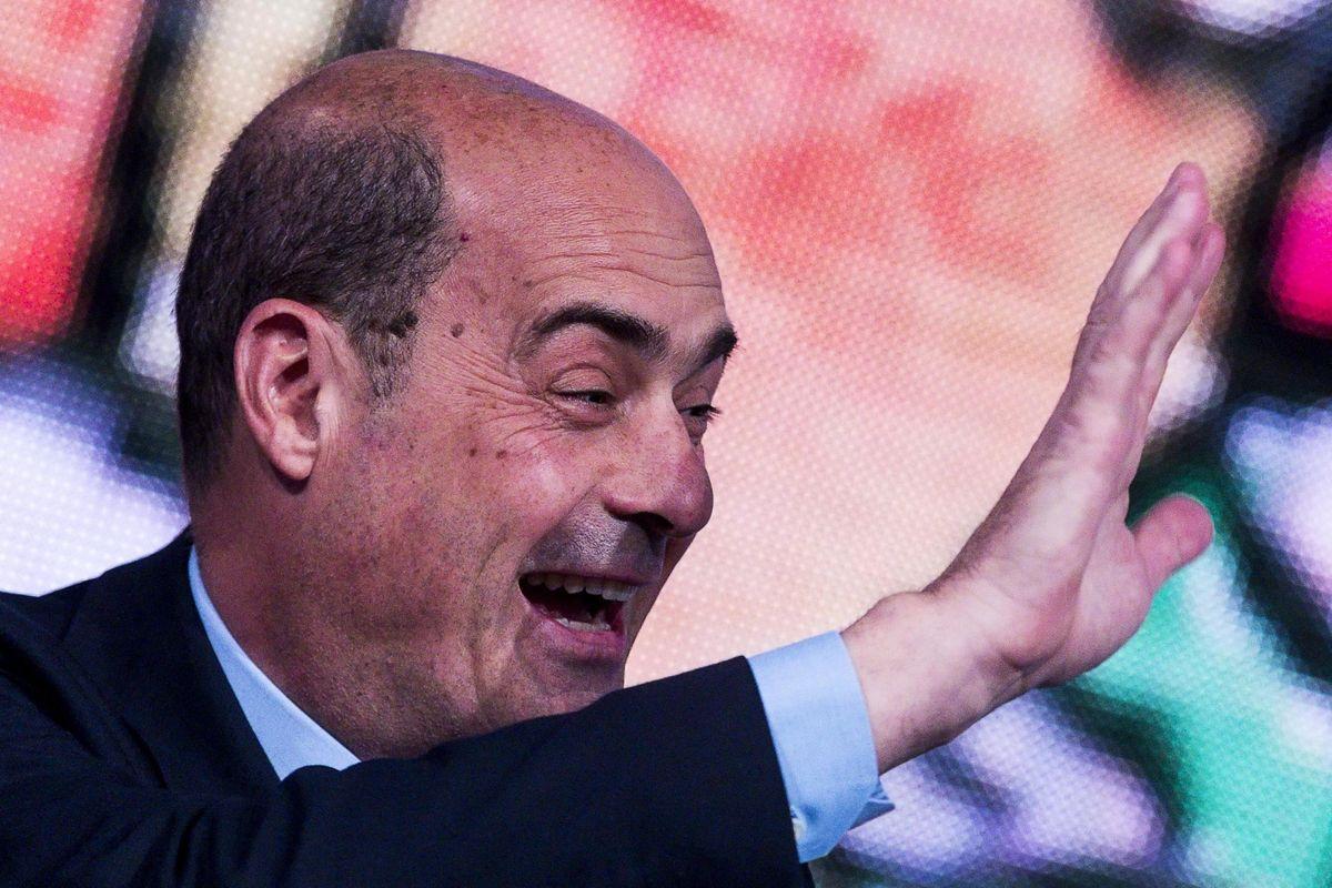 L'Ue amata da Zingaretti lo vuole stangare perché discrimina i rom