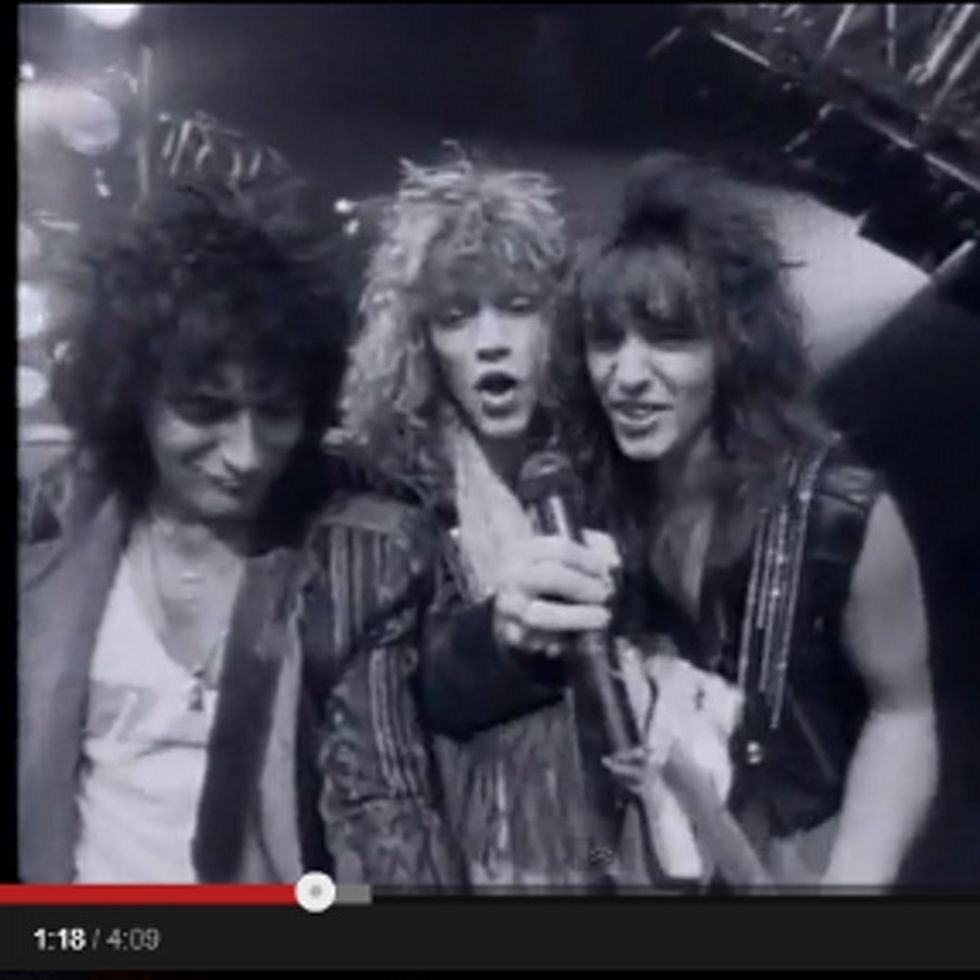 Why The Best Thing About Bon Jovi Is No Longer Hair Metal