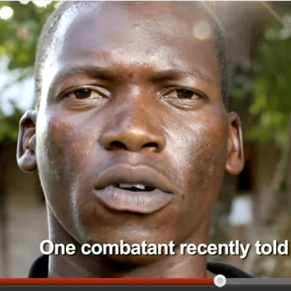 KONY 2012 Part II: Whoa! You Actually Let Ugandans Speak This Time