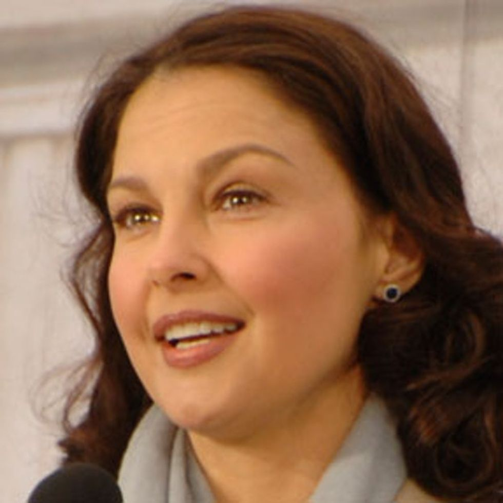 "Ashley Judd Strikes Back At The Press: ""The Insanity Has To Stop."""