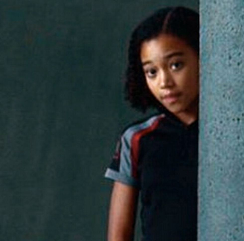 Awesome Tumblr Blows Up Over 'Hunger Games' Racism
