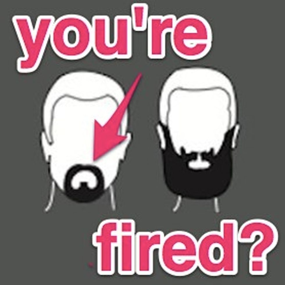 Gay: Goatee. Not Gay: Full Beard. Which One Could Get You Fired In Michigan?