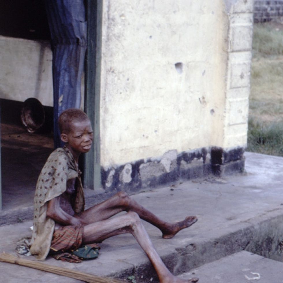 Take One Minute To Imagine What Starving Feels Like