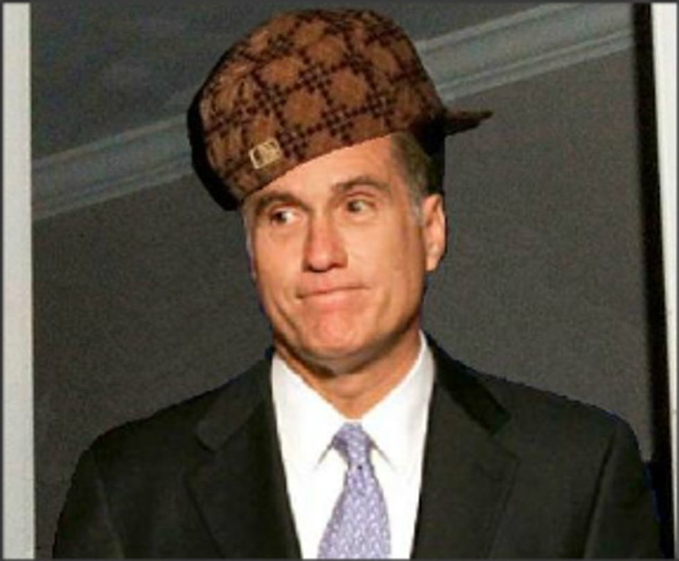 Mitt Got 47% Problems But Your Vote Ain't One