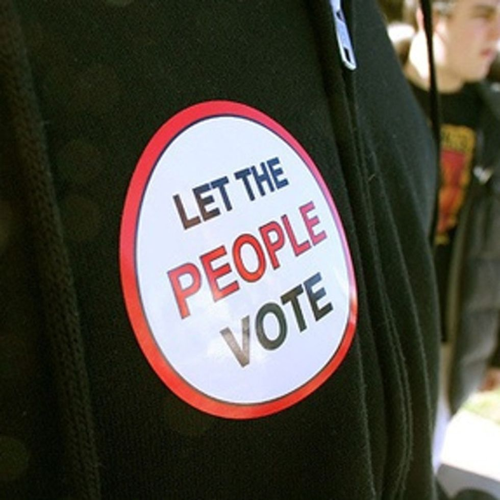 If Republicans Are So Crazy About Freedom, Why Are They Making It Harder To Vote?