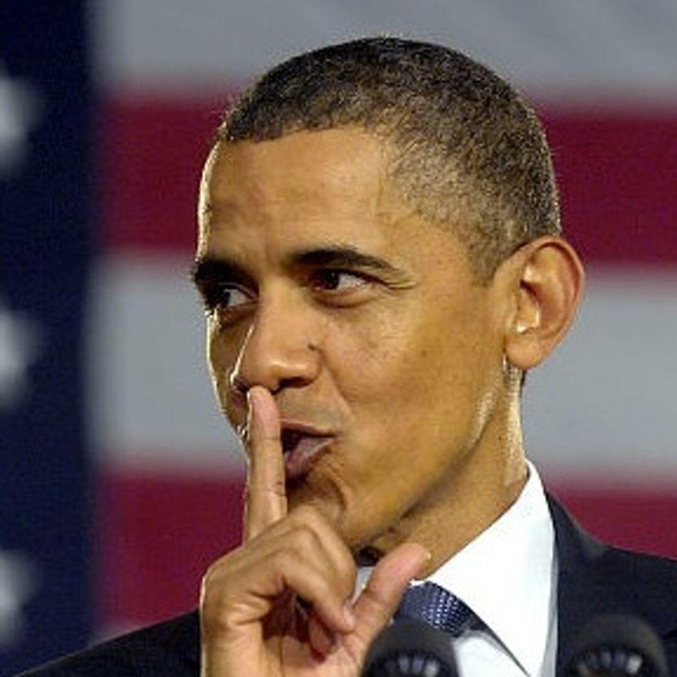 Obama's Big Gay Secret