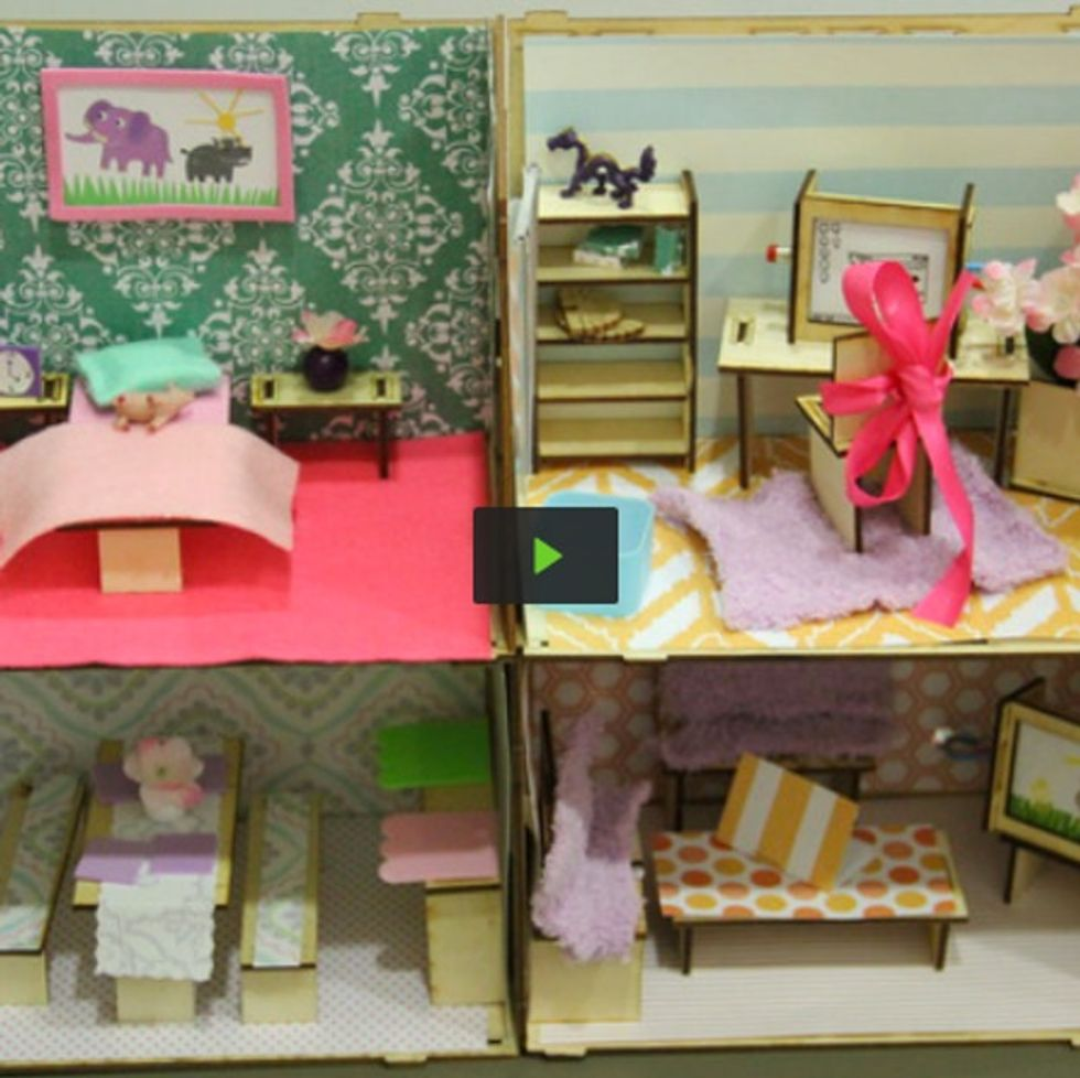 I Really Want To Play With This Dollhouse, And I'm A Grown-Ass Man