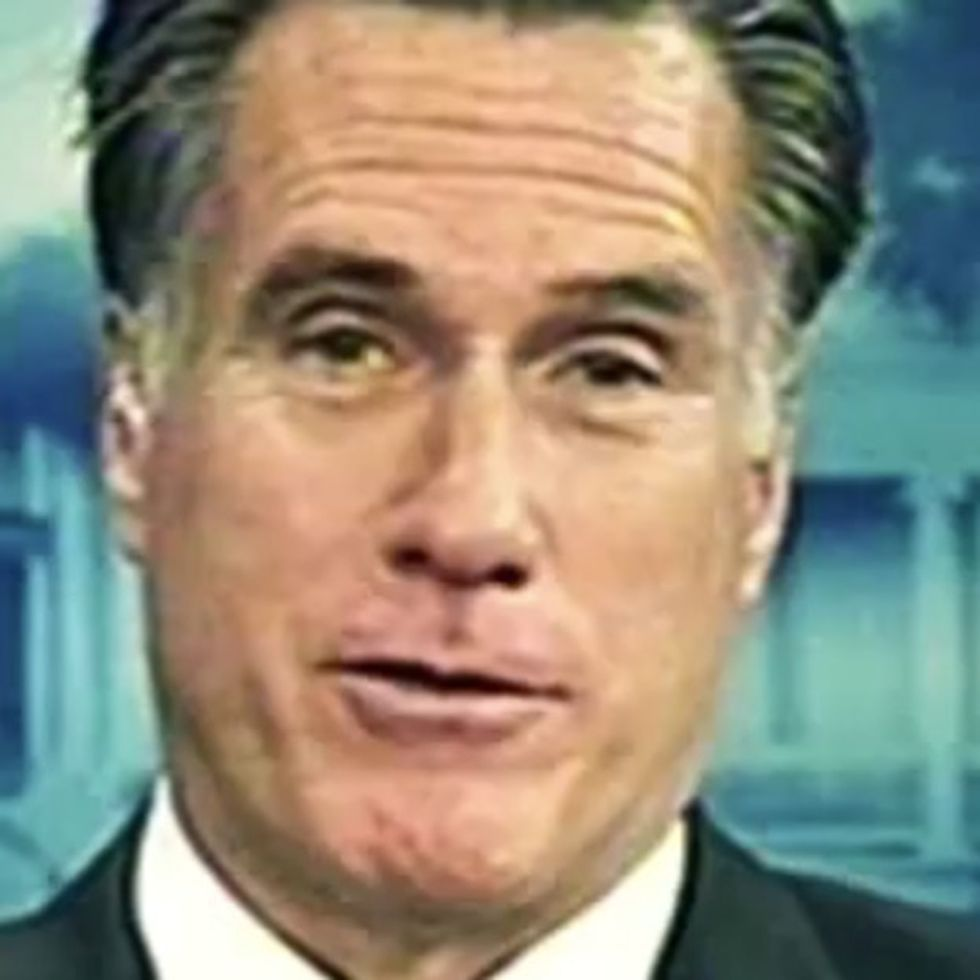 EPIC MUSIC VIDEO: Will The Real Mitt Romney Please Stand Up?