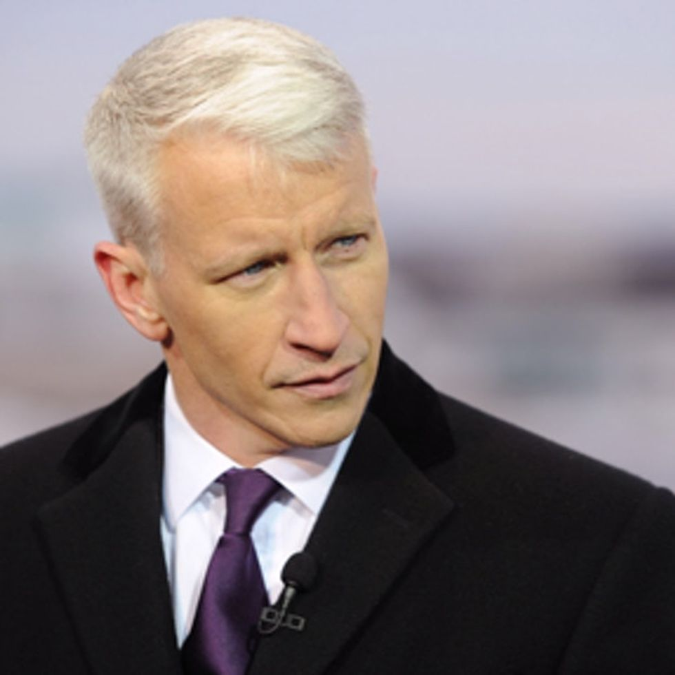 Anderson Cooper Has Something To Tell You