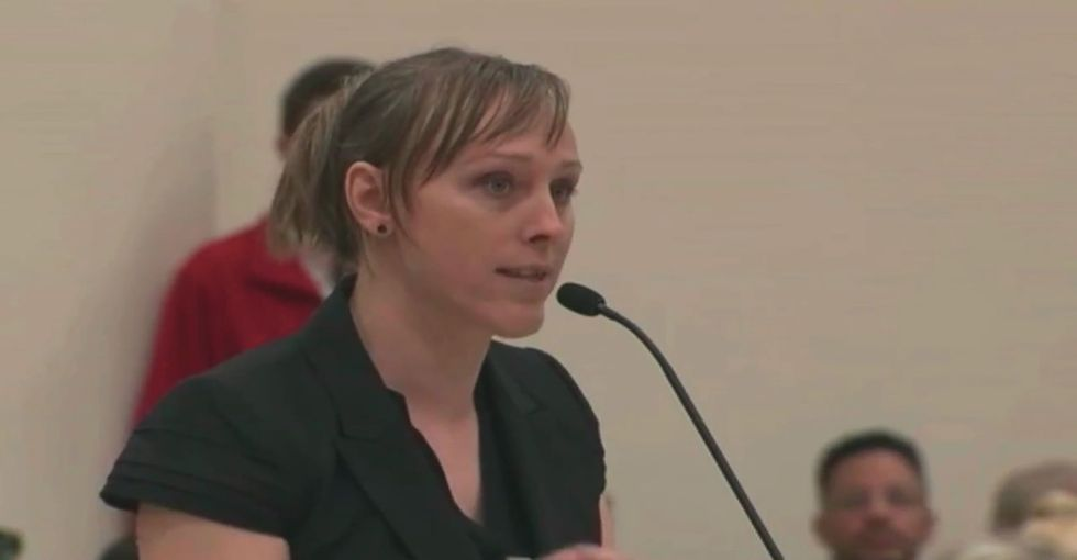This woman's must-watch speech just settled the whole 'bathroom bill' debate.