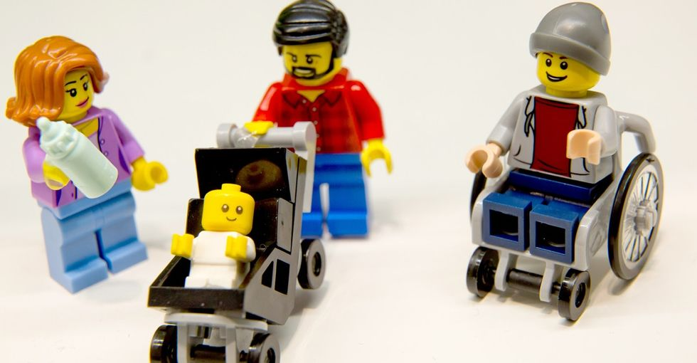 Lego's new minifigure may be tiny, but its impact will be huge.