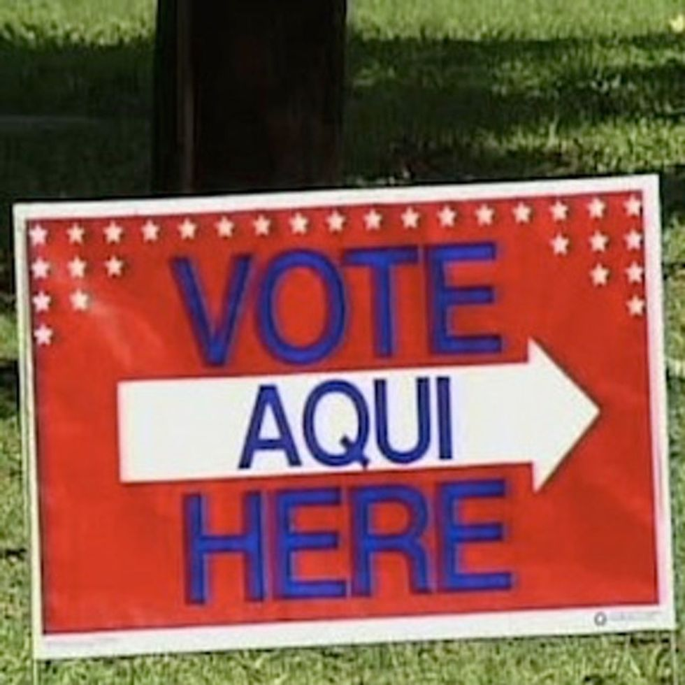 MAP: The 16 States Where The Latino Vote Will Decide The Elections This Fall