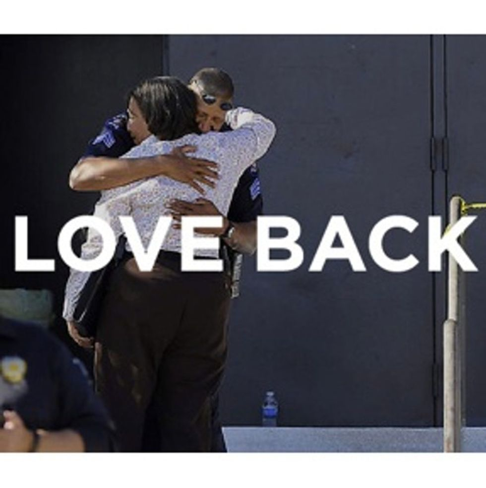 DEAR WORLD: In Colorado A Man Full Of Hate Took 12 Lives, But Love Saves Millions More Every Day