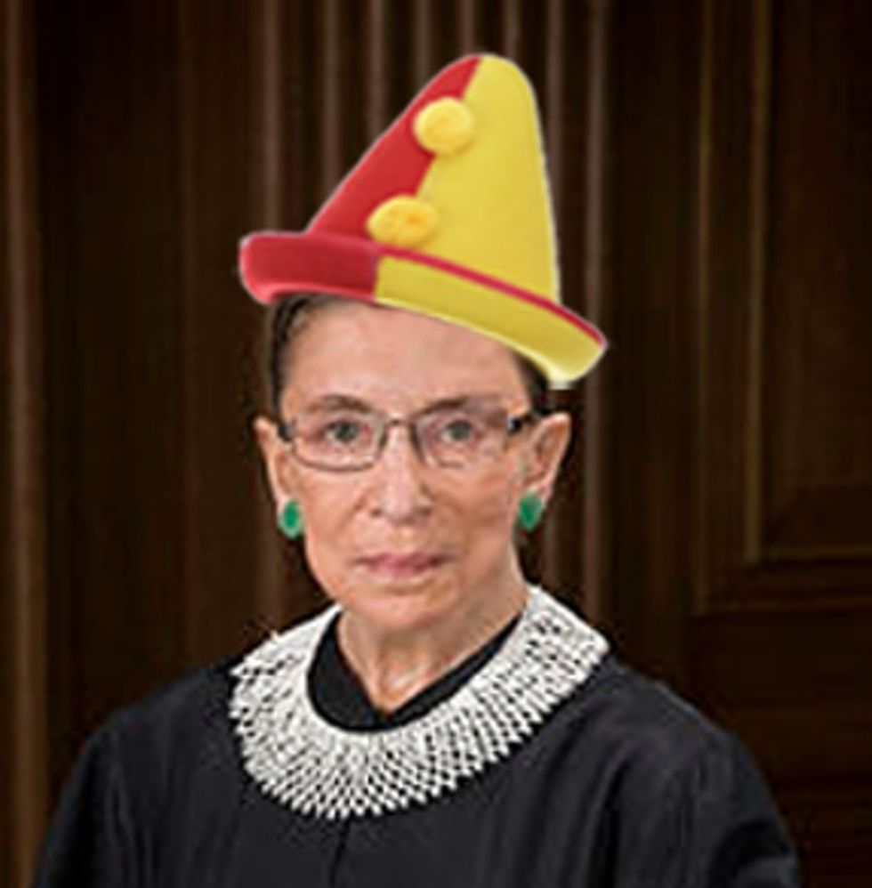 Who Is 12 Times Funnier Than Ruth Bader Ginsburg?